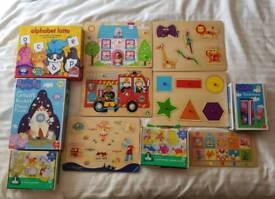 Baby /toddler jigsaws