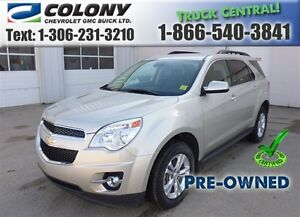 2013 Chevrolet Equinox 1LT, AWD, Rear Vision Camera, PST PAID