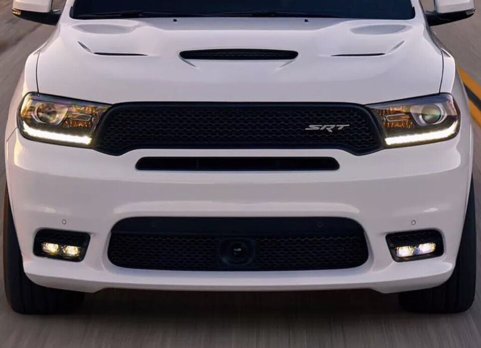 dodge durango srt body kit Dodge durango SRT Front Body Kit Motorhaube oder Front 2-2 v2