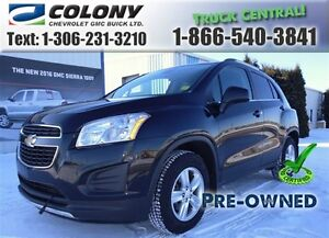 2013 Chevrolet Trax 2LT, Remote Start, Air/Cruise, PST PAID