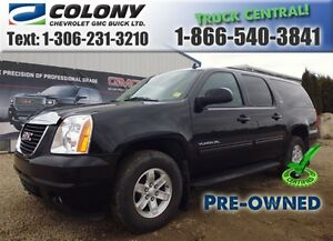 2013 GMC Yukon XL SLT, Sunroof, Heated Steering