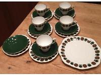 Vintage 18 Piece DELPHINE China