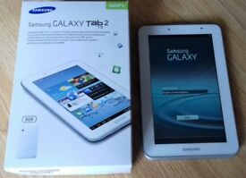 SAMSUNG GALAXY TAB 2 7.0 WITH EXTRAS