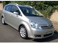 2005 Toyota Corolla Verso 2.2 D-4D T Spirit 5dr manual 7 seater history warranty px welcome