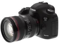 Canon 5D mark iii | Low shutter count