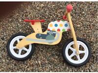 Kids Balance Bike - FREE