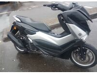 Yamaha nmax n-max 125 DAMAGED not honda sh ps pcx forza vespa