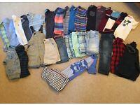 Boys Summer Clothes Bundle - Age 2-3