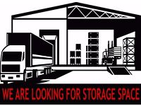 WBBS Furniture is looking for storage space to rent in Nottingham area - with access for lorries.