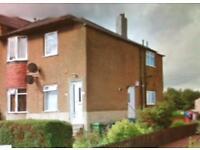 2/3 bedroom flat & garden, Hillington G52 area
