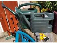 Watering cans & hoselock tap adaptors