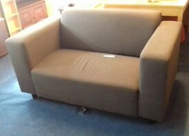 Grey 2 Seater Sofa - Excellent Condition