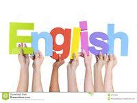 Native English tutor Tefl, EFL, ESOL, EAL, DRB