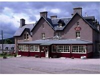 General Assistants required for 4* remote Highland Hotel