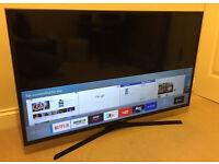 40in Samsung 4k UHD HDR LED Smart TV -WIFI- 1300hz Freeview hd - WARRANTY