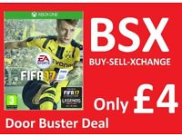 Fifa 17 For Microsoft Xbox One Only £4 Now Thats a BSX Door Buster Deal Only £4