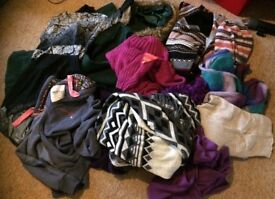 Women's clothes, winter bundle. Some with tags.