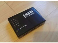 5 port HDMI splitter