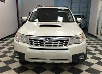 2012 Subaru Forester 2.5XT Limited Edition Navigation!*Everyone