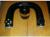 Xbox 360 wireless speed wheel controller