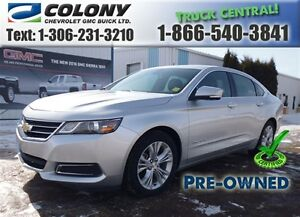 2014 Chevrolet Impala 2LT, Color Touch Radio, Air Conditioning