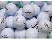 12x Pearl Condition Bridgestone Extra Soft Golf Balls-Pearl