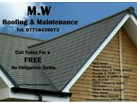 Roofing and Maintenance