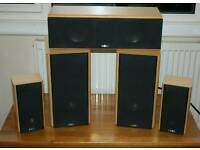 *Provisionally sold* Acoustic Energy AESprit speaker package