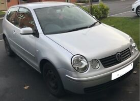 VW Polo 54 Plate, New MoT and Service, Starts first time every time, great condition.