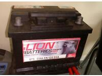Car batteries £20 each
