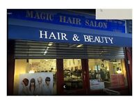Qualified and experienced hairdresser is required Camden, London - NW5 4ED