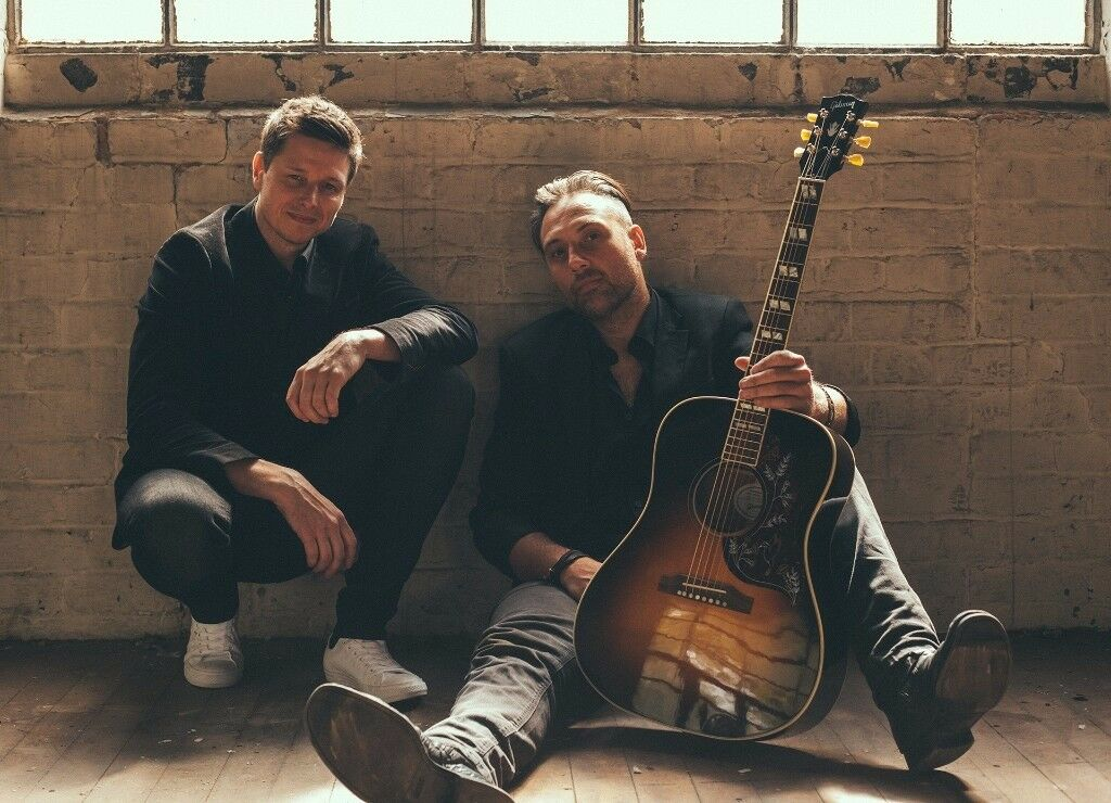 Acoustic Duo available for any event at a competitive price