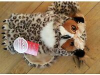 Brand new golf daphnes owl headcover for golf club