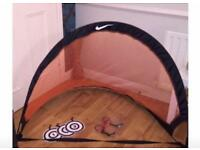 Nike pop up football net, target practice (New)
