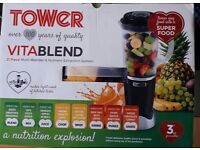 21 piece multi blender & juicer