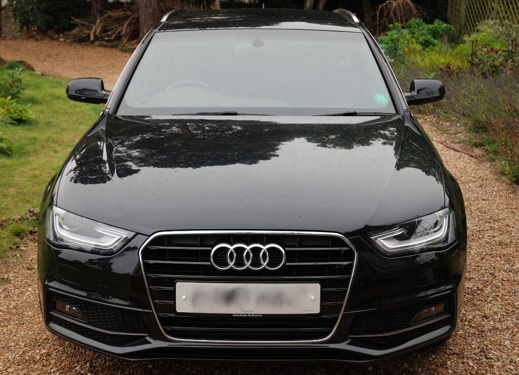 audi a4 avant 2 0 tdi s line multitronic 2013 in norwich norfolk gumtree. Black Bedroom Furniture Sets. Home Design Ideas