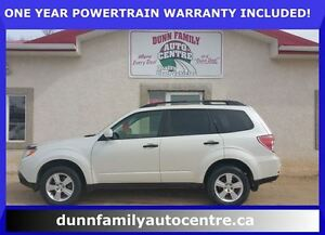 2011 Subaru Forester 2.5 X Convenience Package