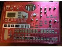KORG ESX1 sampler, synth, sequencer