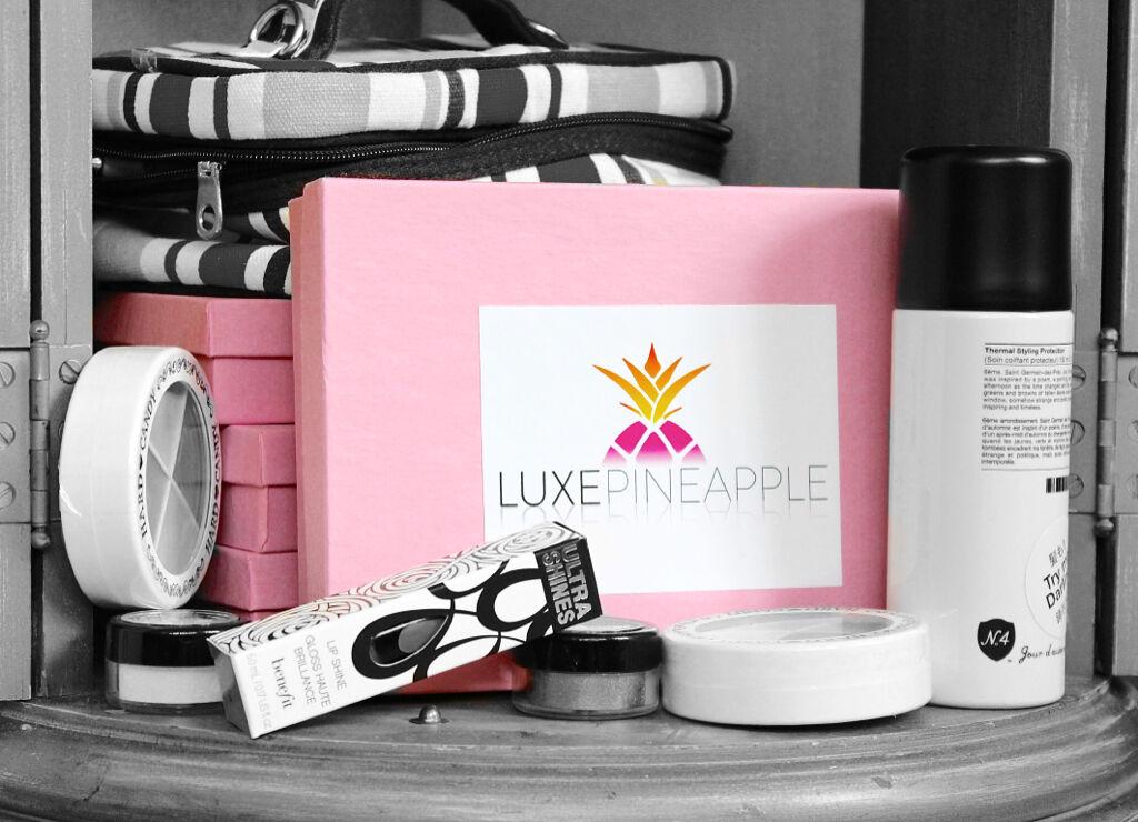 LuxePineapple