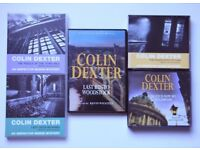 Inspector Morse cd audio books x6