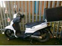 Scooter Peugeot Tweet 50cc 2012