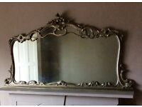 Stunning period refurbished French mirror