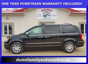 2010 Chrysler Town & Country LIMITED!  DUAL DVDS, NAV, SUNROOF E