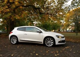 VW Scirocco GT TDi (59 reg) *Automatic *Diesel *Full History *Part Ex Considered