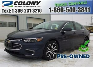 2017 Chevrolet Malibu 1LT, Sunroof, Heated Seats, Navigation