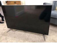 """Panasonic 48"""" 4K 3D Smart TV"""