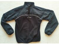 """GREAT GILBERT RUGBY MICRO FLEECE TRAINING TOP ADULT SMALL YOUTH JUNIOR SKI SNOW SKIING 40"""" SHIRT"""
