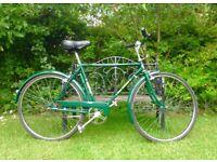 Vintage Dutch Touring Bike