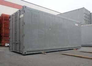 20 Ft Good Order Standard Refrigerated Shipping Container