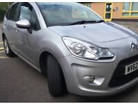 Citroen C3, Excellent Condition, Full Service History, Low Mileage, One Lady Owner